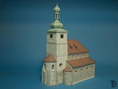 Kostel sv. Václava - Prosek