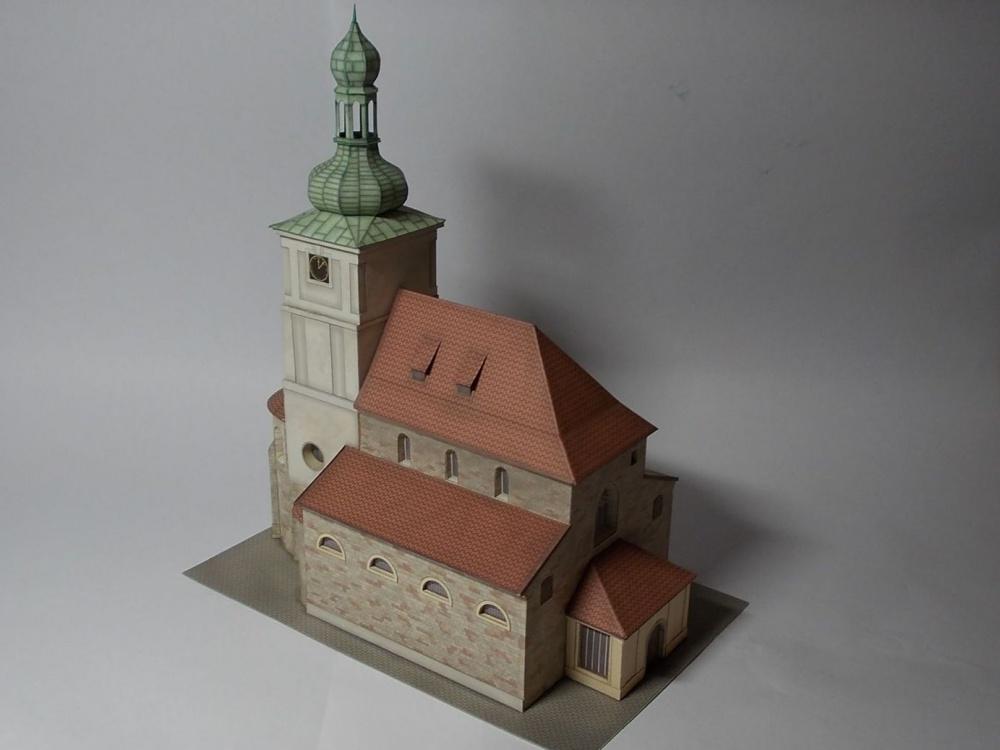 Kostel Sv. Václava, Prosek