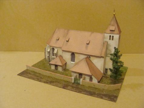 kostel Sv.Víta Kojetice