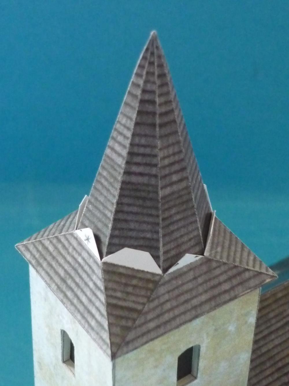 Kostel Všetkých svätých Ludrová - Kút