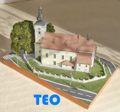 Kostel všech svatých - Milotice