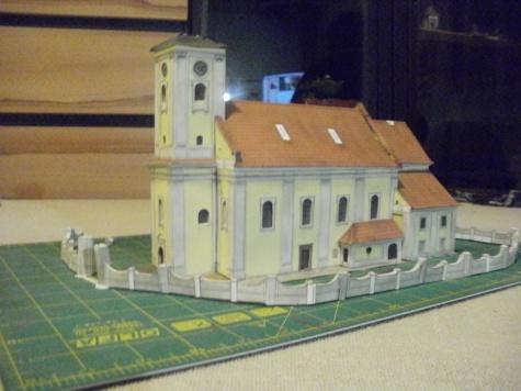 Kostel všech svatých - Milotice / O.Hejl / O.Hejl / 1:150