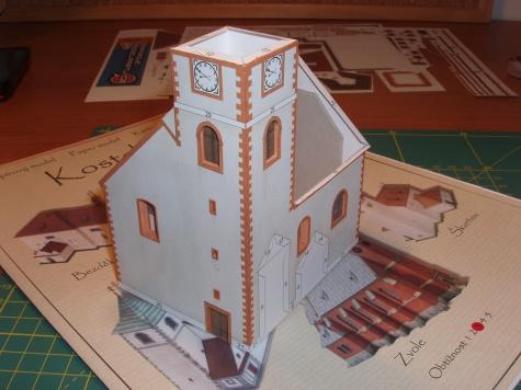Kostely II. - KASEJOVICE
