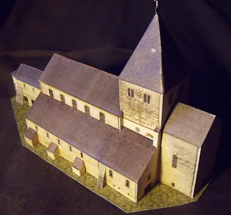 kostely na ostrově Reichenau (světové dědictví UNESCO)