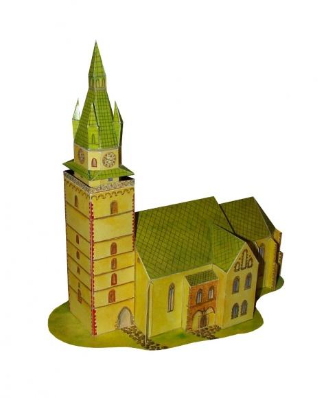 Kostol Sv. Kataríny v Kremnici