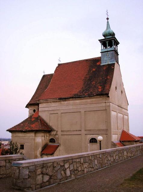 Kostol sv.Mikuláša v Bratislave