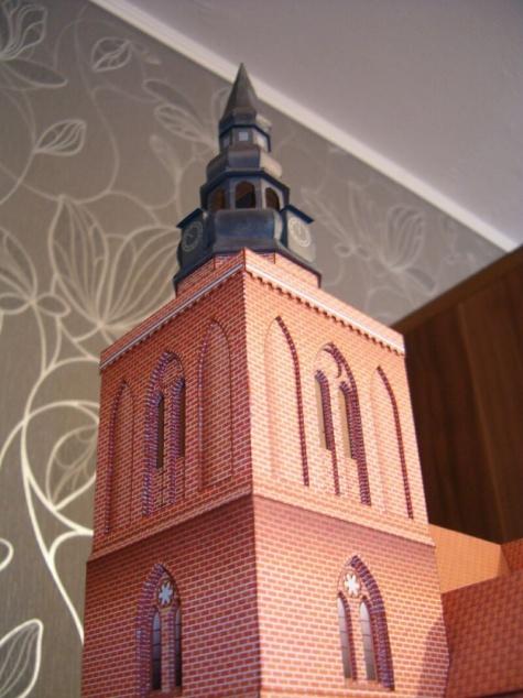 Kostol v Gryfinie