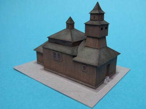 Kostol Stretnutia Pána so Simeonom - Kožany