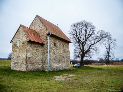 Kostol sv.Margity Antiochijskej - Kopčany