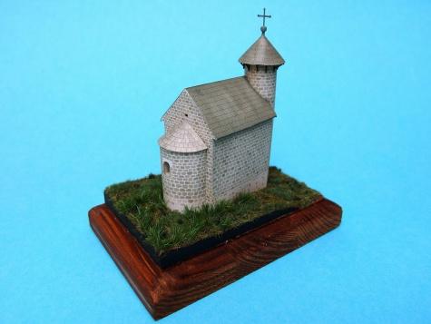 Kostol sv.Michala Veľký Klíž