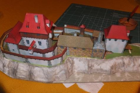 Kozí Hrádek u Tábora