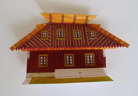Královácký dvorec a patrový špýchar