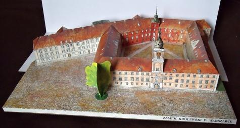 Královský zámek ve Varšavě