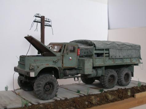 KrAZ 255 6x6