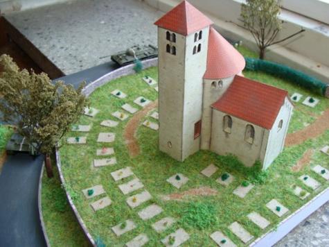 Kostel Sv.Máří Magdalény - Přední Kopanina