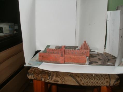 Křižácký Zámek Malbork