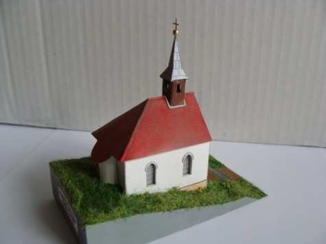 Kyjovská kaple Panny Marie Matky Boží milosti
