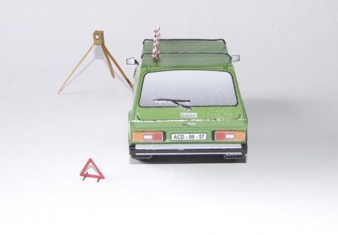 Lada Niva 4x4 NÁVŠTĚVNÍCI