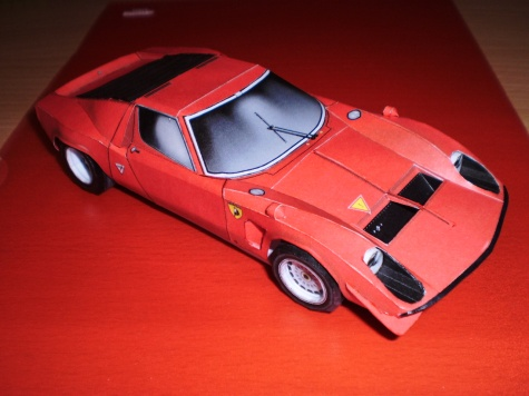 Lamborghini Miura (Jota)