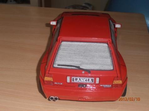 Lancia Delta HF Integrale 16V Evo3