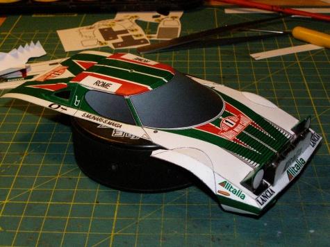 Lancia HF Stratos