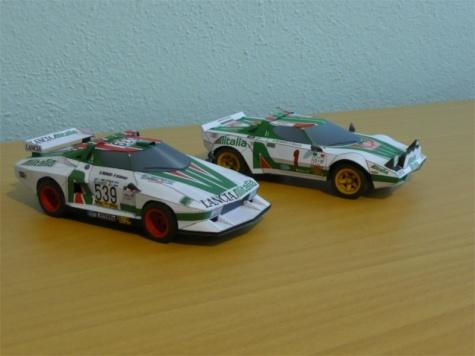 Lancia Stratos GR5