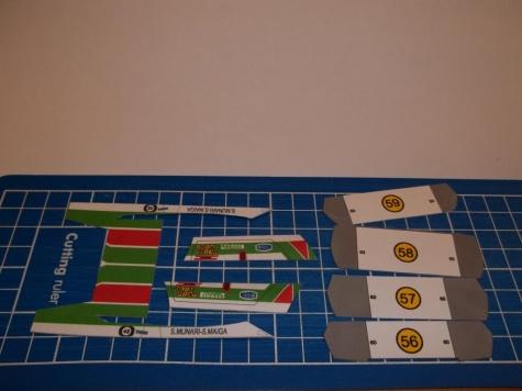 Lancia Stratos HF Alitalia