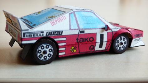 Lancia 037 Rallye