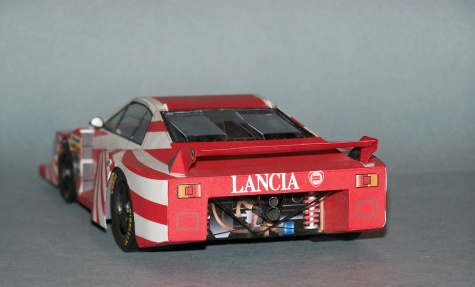 Lancia Beta Montecarlo Turbo GR.5