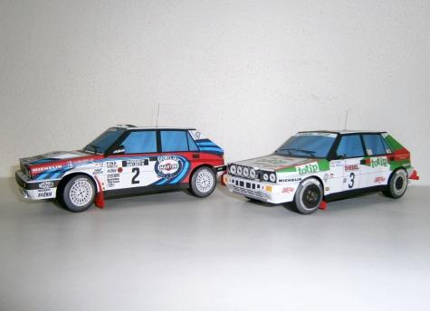 Lancia Delta HF Integrale 16v