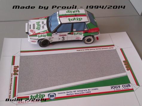 Lancia Delta HF Integrale 8v (1989)