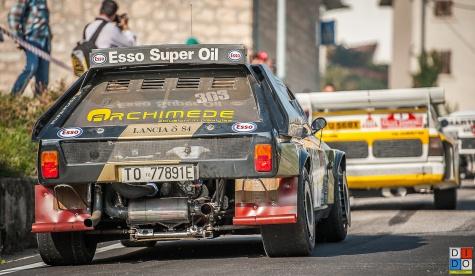 Lancia Delta S4 Grifone