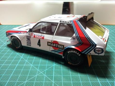 Lancia Delta S4 Martini