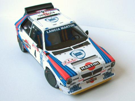 Lancia Delta S4 - Martini Lancia