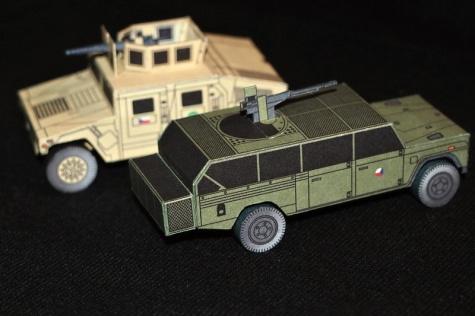 Land Rover 130 Kajman
