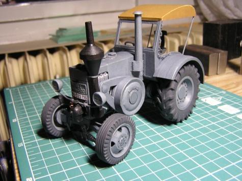 Lanz- Buldog D9506