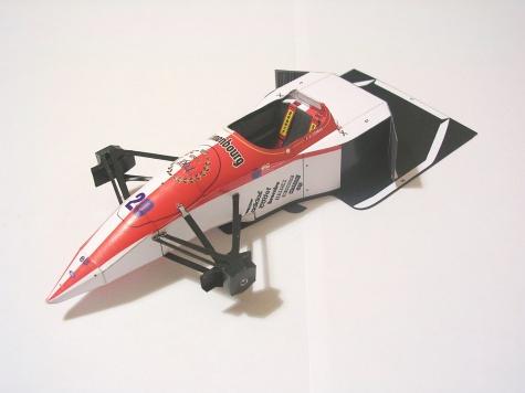 Larrousse LH94, 1994 Érik Comas