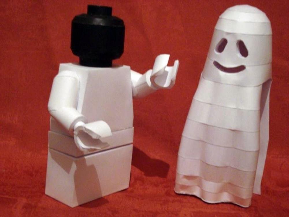 LEGO Ghost