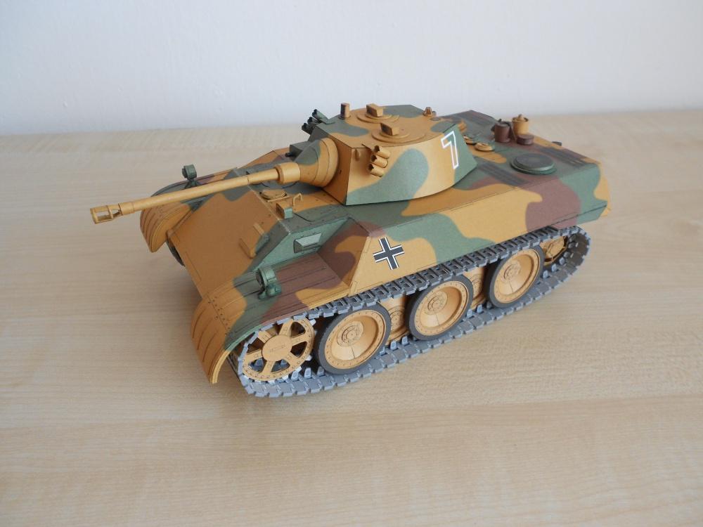 Leopard vk 1602