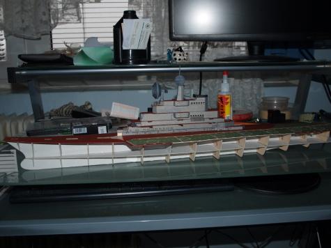 Letadlová loď Minsk
