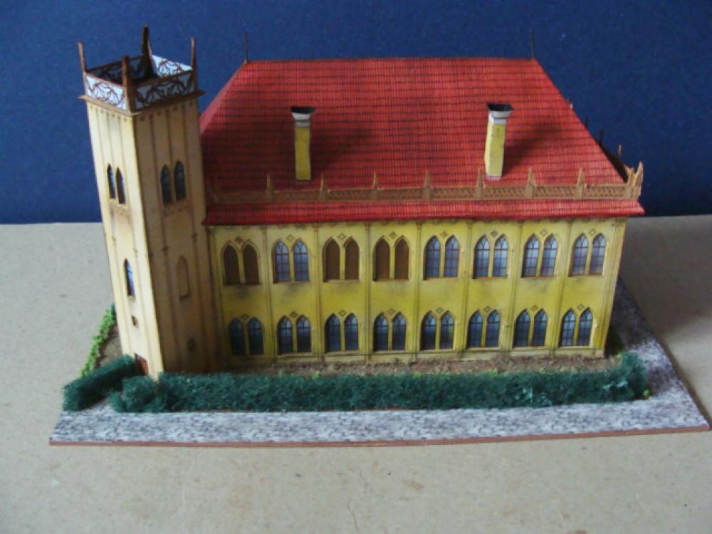 Letohrádek v Královské oboře