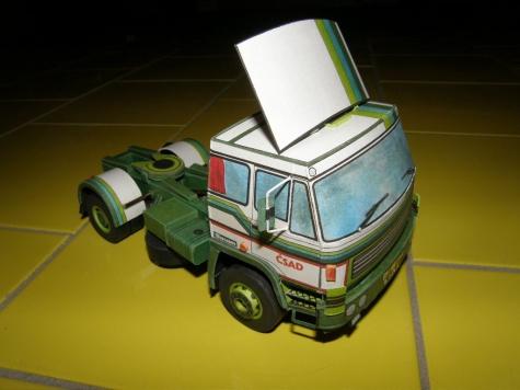 LIAZ 100.47 silniční kamion