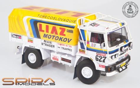 LIAZ 100.55 D
