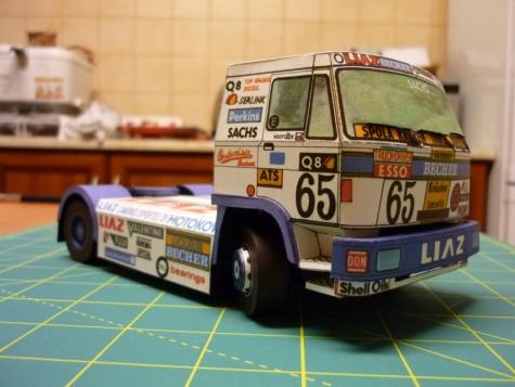 LIAZ 110.577-závodní tahač