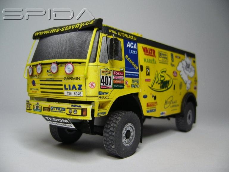 LIAZ 111.154 4x4 CER 2008
