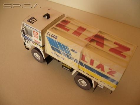 LIAZ 111.154 D 1988