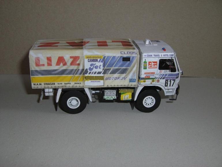 Liaz 111.154 D