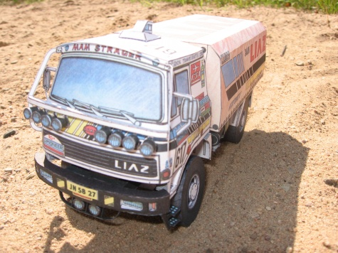 Liaz 111.154 Dakar 1988