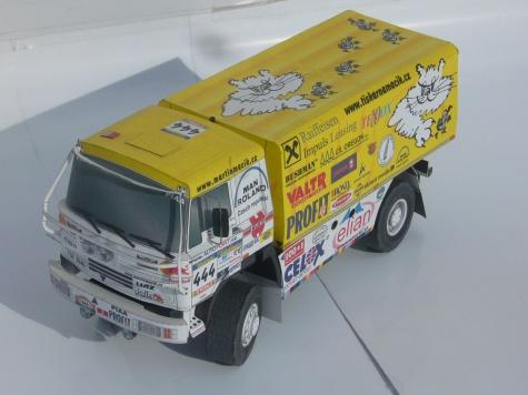 Liaz 111.154 Dakar 2003(Alfik)