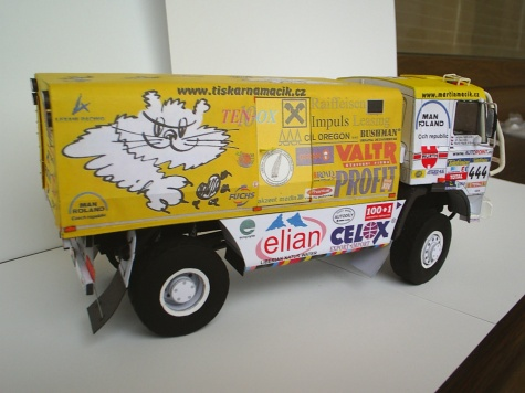 LIAZ 111.154 Dakar 2003